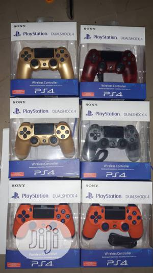 High Quality Ps4 Controllers | Accessories & Supplies for Electronics for sale in Rivers State, Port-Harcourt
