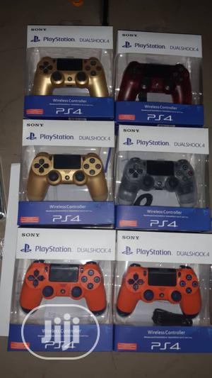 Quality Ps4 Controllers | Accessories & Supplies for Electronics for sale in Ondo State, Akure