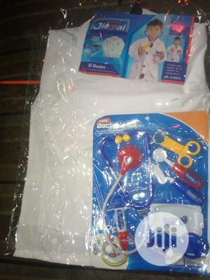 Doctor Costume for Kids With Kits | Children's Clothing for sale in Lagos State, Ikeja