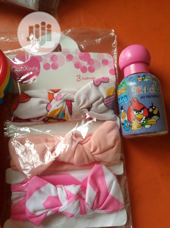 Baby Headband&Perfume