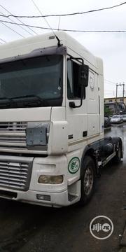 DAF XE Truck Head 2003 White | Trucks & Trailers for sale in Lagos State, Apapa