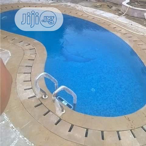Curve Swimming Pool