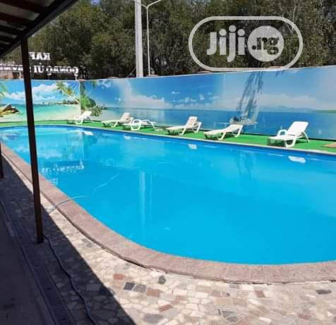 Curve Swimming Pool | Building & Trades Services for sale in Ikoyi, Lagos State, Nigeria