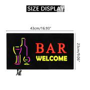 Bar LED Sign Light | Stage Lighting & Effects for sale in Lagos State, Ojo