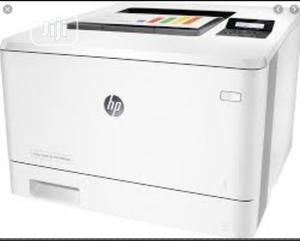 HP Laserjet Pro M452dn Color Printer | Printers & Scanners for sale in Lagos State, Ikeja