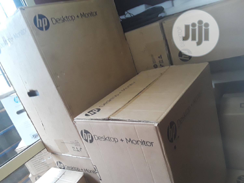 New Desktop Computer HP 4GB Intel Core i3 HDD 500GB