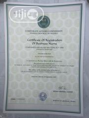 CAC Registration Of Business Name /Venture /Limited N Unlimited   Legal Services for sale in Lagos State, Surulere