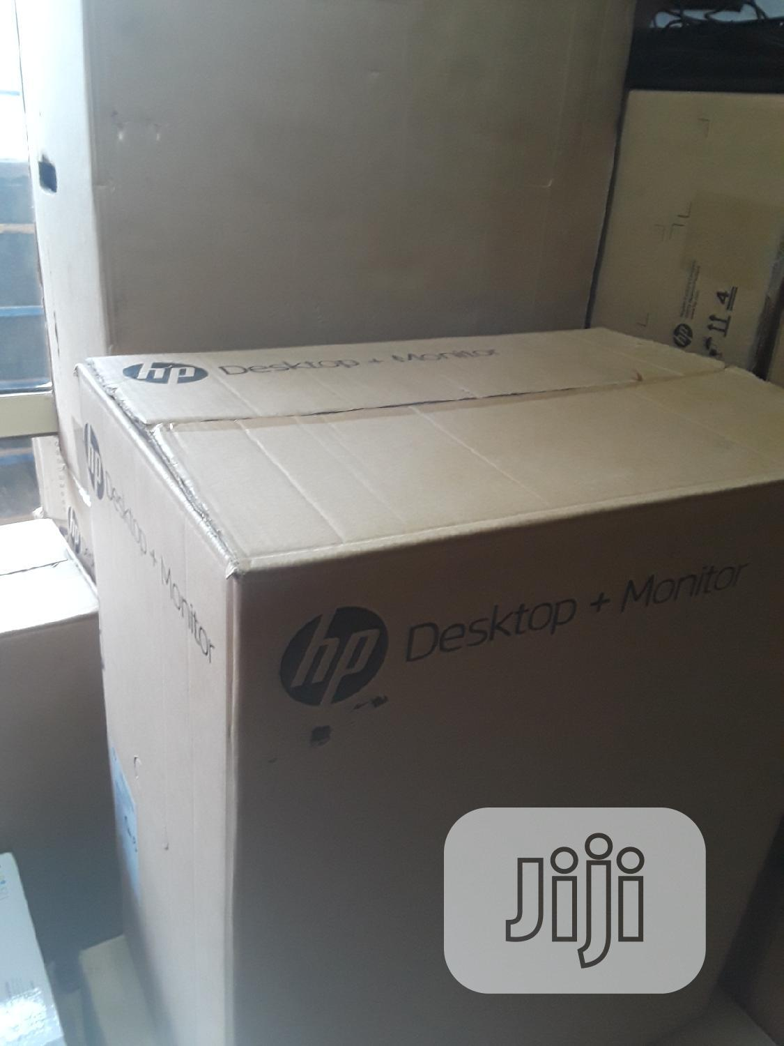 New Desktop Computer HP 4GB Intel Core i3 HDD 500GB | Laptops & Computers for sale in Ikoyi, Lagos State, Nigeria