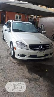 Mercedes-Benz C300 2010 White | Cars for sale in Lagos State, Surulere