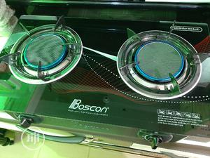 Boscon Infra Red Table Gas Cooker 2 Burner   Kitchen Appliances for sale in Kwara State, Ilorin East