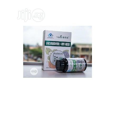 Nilrich Eye Relieve Supplement | Vitamins & Supplements for sale in Surulere, Lagos State, Nigeria