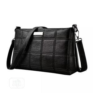Women Handbag Leather Plaid Messenger Bag Shoulder | Bags for sale in Ogun State, Ado-Odo/Ota