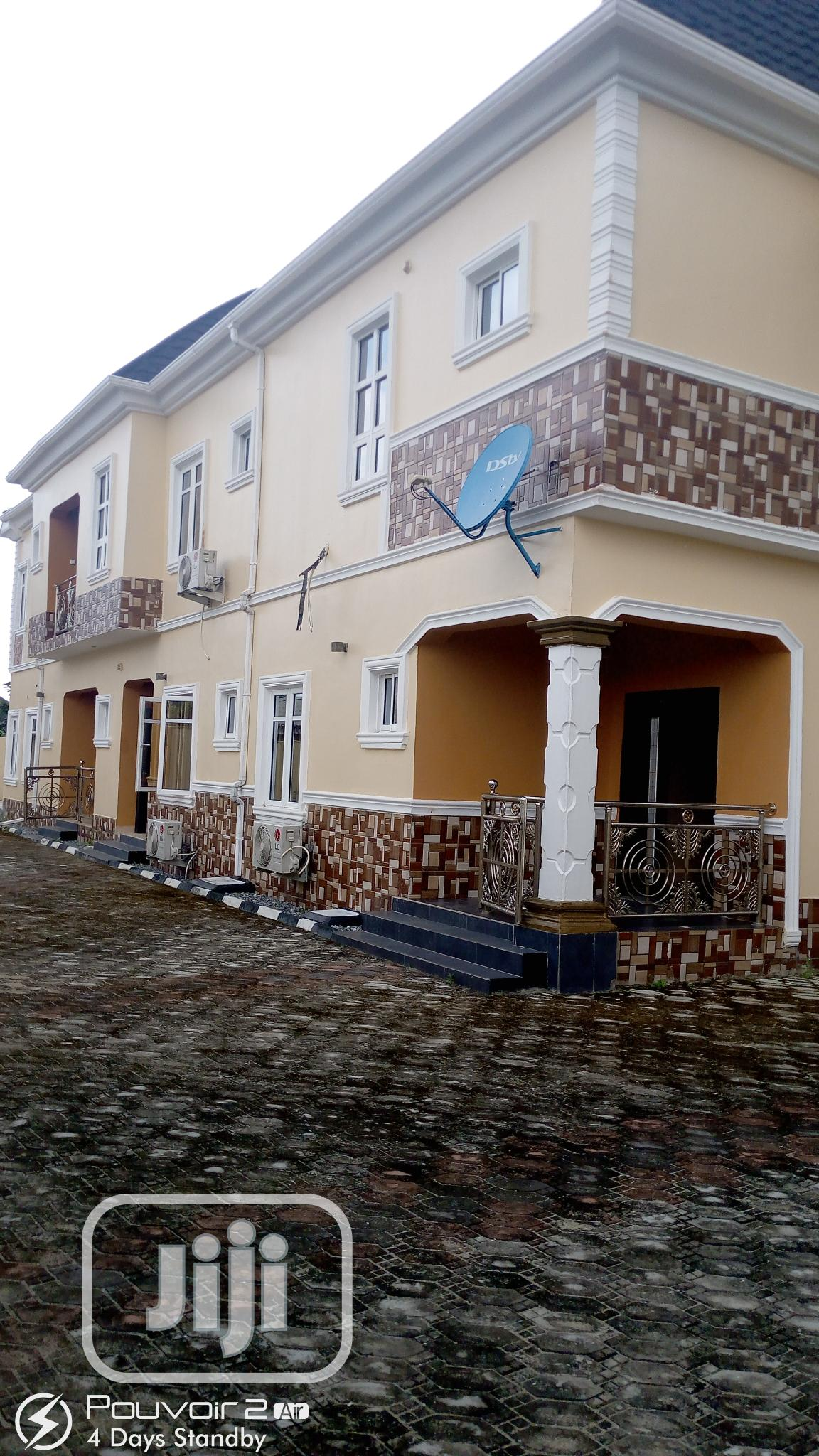 Brand New 4 Bedroom With 2 Units Of 2 Bedroom Flat Is Out For Sale.