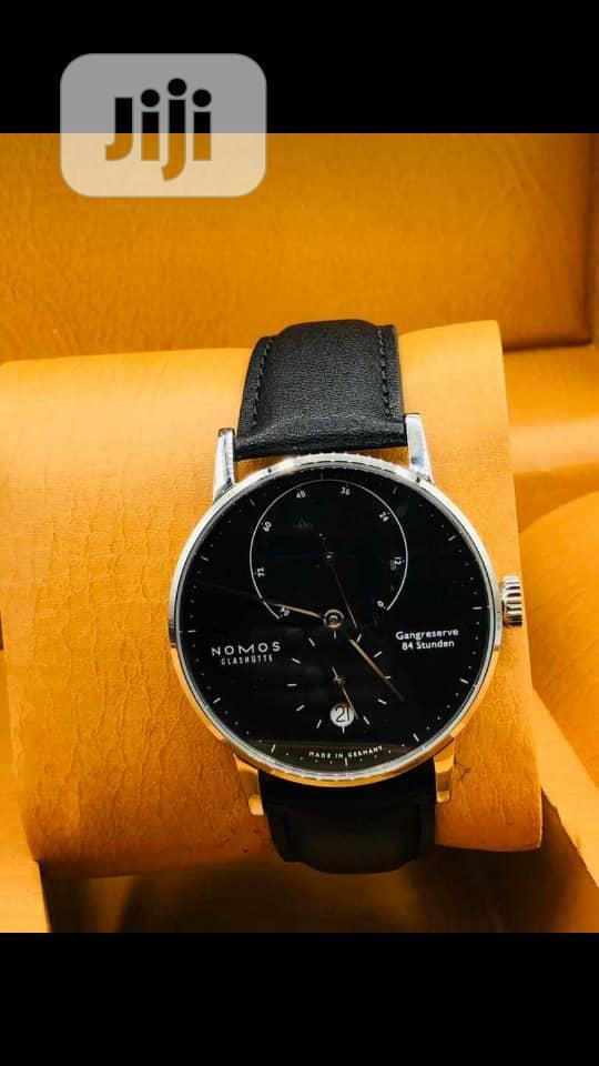 Leather Wrist Watch | Watches for sale in Lagos Island (Eko), Lagos State, Nigeria