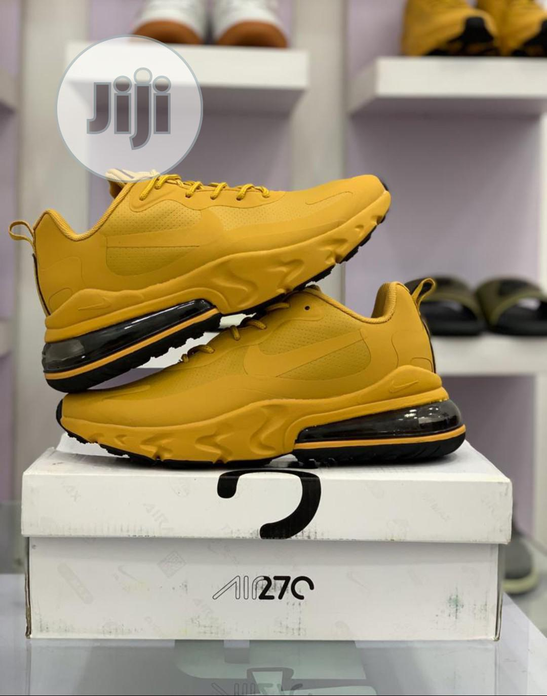 Yellow Sneakers in Surulere - Shoes