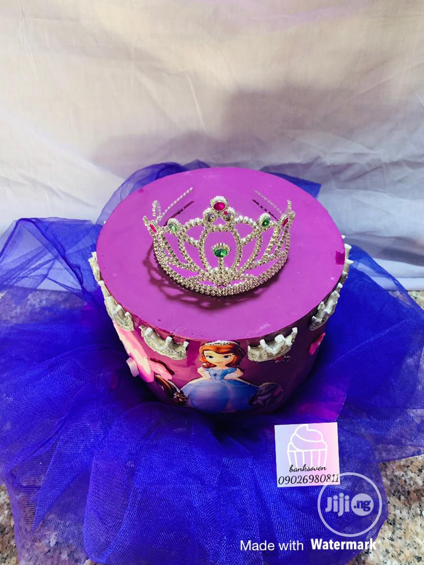 Birthday Cakes | Meals & Drinks for sale in Port-Harcourt, Rivers State, Nigeria