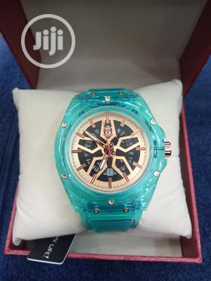 Nepic Men's Rubber Wristwatch | Watches for sale in Lagos State, Surulere