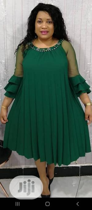 Ladies Grean and Lovely Casual Gown   Clothing for sale in Lagos State, Lagos Island (Eko)
