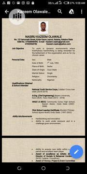 Sponsorship   Mining Industry CVs for sale in Abuja (FCT) State, Asokoro