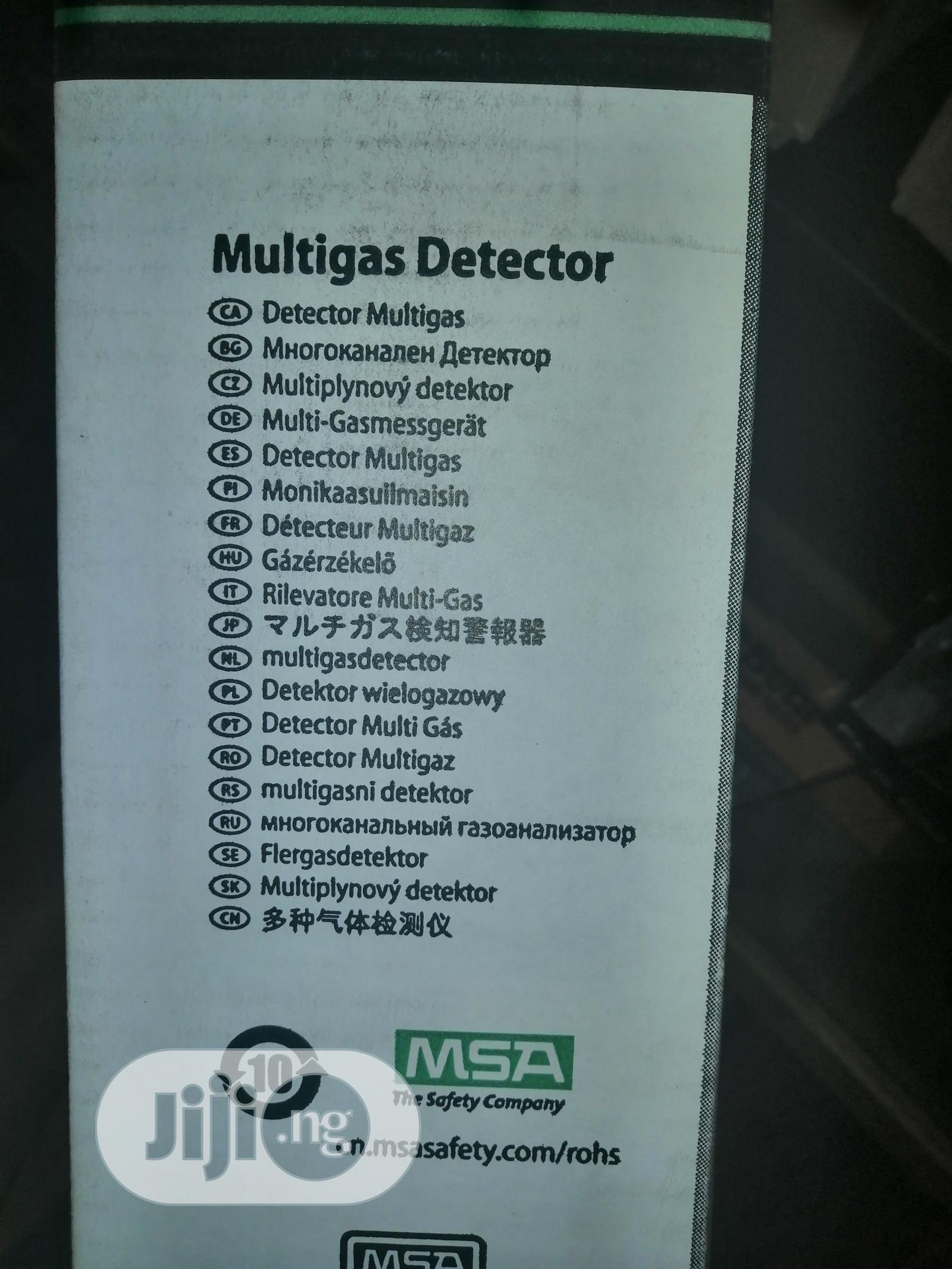 Altair 5X Multigas Detector | Safetywear & Equipment for sale in Apapa, Lagos State, Nigeria
