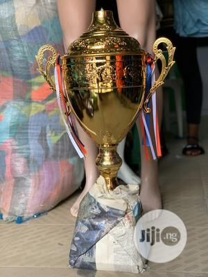 Gold Gaint Trophy   Arts & Crafts for sale in Lagos State, Maryland
