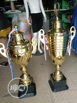 Gaint Trophy (Gold)   Arts & Crafts for sale in Abuja (FCT) State, Asokoro