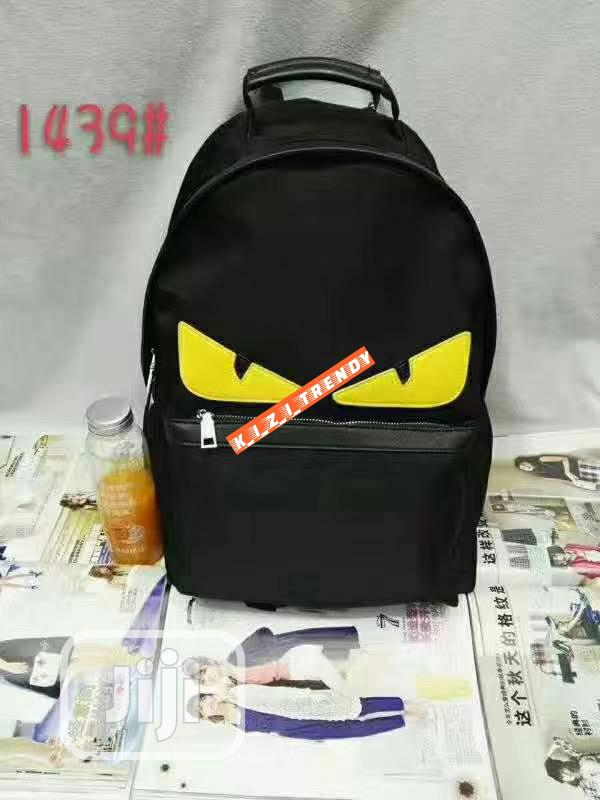 Moschino Designer Backpack | Bags for sale in Surulere, Lagos State, Nigeria