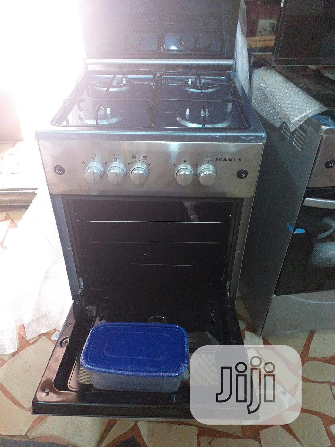 Max Gas Cooker