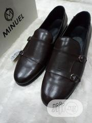 Coffee Brown Double Monk Royal Classic Shoe (1st Class Product) | Shoes for sale in Lagos State, Ibeju