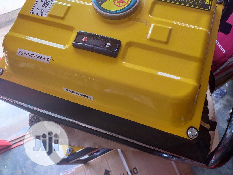 Elepaq Gasoline Generator Set
