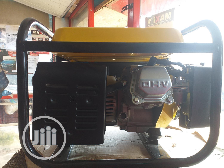 Elepaq Gasoline Generator Set | Electrical Equipment for sale in Ifako-Ijaiye, Lagos State, Nigeria