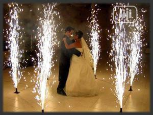 30 Seconds Indoor Fire Works | Wedding Venues & Services for sale in Lagos State, Lagos Island (Eko)