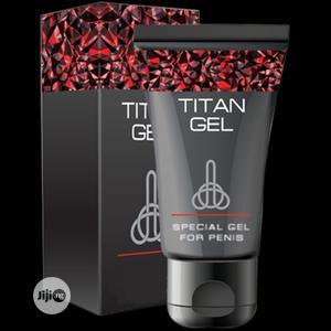 Titan Penile Enlargement Gel   Sexual Wellness for sale in Abuja (FCT) State, Kubwa