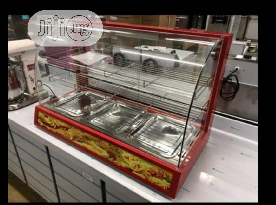 Food Warmer Display | Restaurant & Catering Equipment for sale in Lagos State, Nigeria