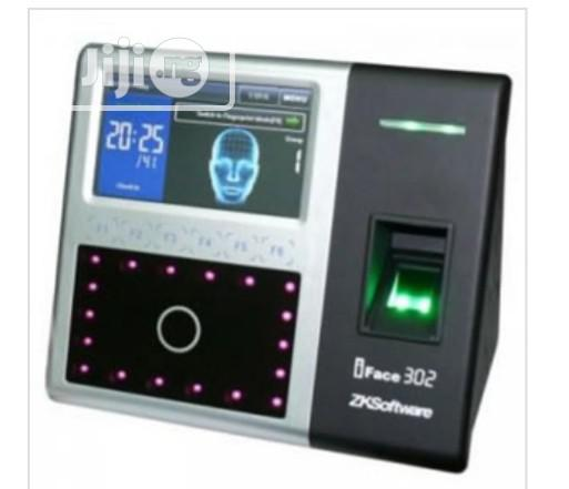 Archive: Zkteco Time & Attendance And Access Control Terminal(Iface302)