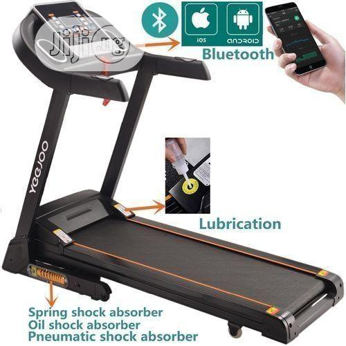 Archive: Body Fit Electric Treadmill Home Use 2hp