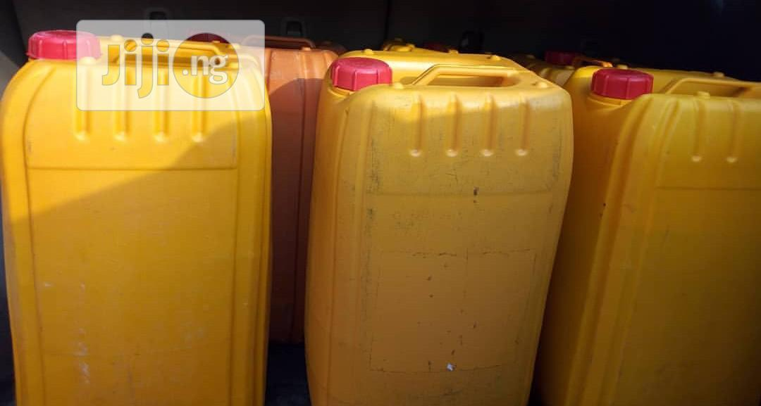 Liquid Soap And Other Toiletries 25liters
