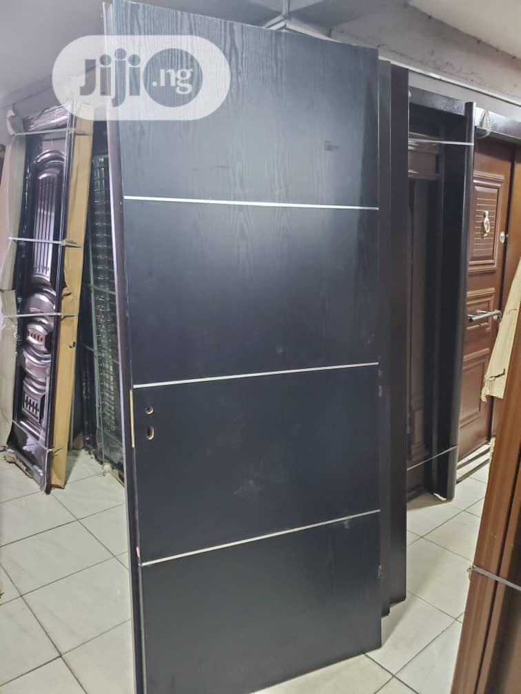Special Turkish Wooden Door