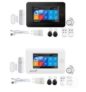Wireless GSM Alarm System Touch Screen Smart Home Security Ta03-kit5   Safetywear & Equipment for sale in Lagos State, Ikeja