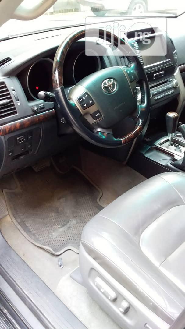 Toyota Land Cruiser 2010 Black   Cars for sale in Victoria Island, Lagos State, Nigeria