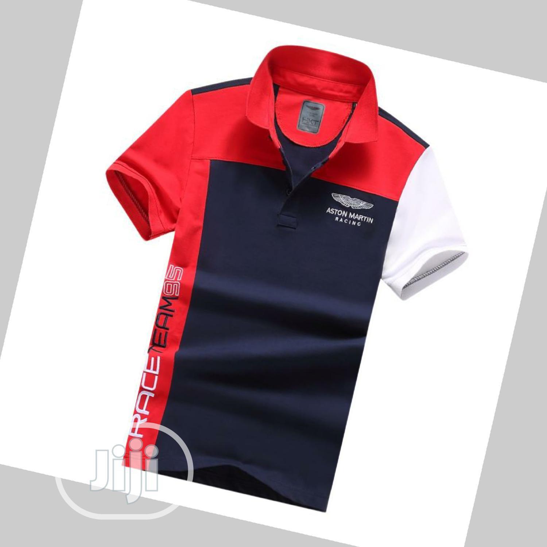 Aston Martin Polo Tshirts   Clothing for sale in Lagos Island, Lagos State, Nigeria