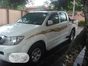 Toyota Hilux 2013 SR 4x4 White | Cars for sale in Anambra State, Awka