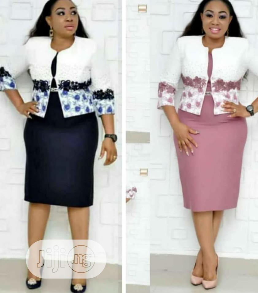 Archive: Ladies Lovely Gown and Blazers