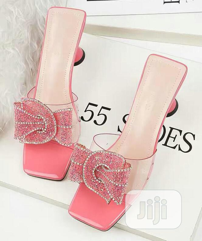 Classy Female Heel Slippers   Shoes for sale in Lekki Phase 2, Lagos State, Nigeria