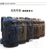 Exotic Travel Backpack With Waist Flaps For Jungle Travel | Bags for sale in Lagos State, Ikeja