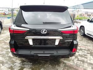 Lexus LX 570 2018 Black   Cars for sale in Lagos State, Apapa