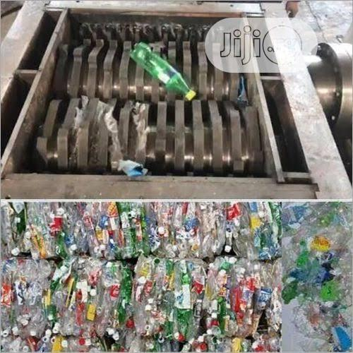 Shredding Machine-Plastics, PET, Aluminium Cans, Tyres, Etc