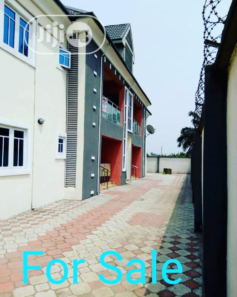 For Sale Newly Built 4 Bedroom Duplex In An Estate Adeniyi Jones | Houses & Apartments For Sale for sale in Ikeja, Lagos State, Nigeria