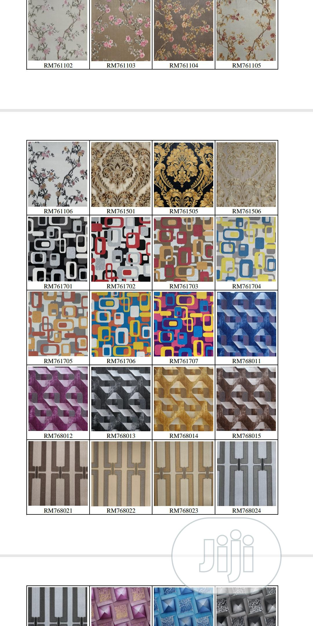 Wallpapers 3D Panel & Window Blinds   Home Accessories for sale in Surulere, Lagos State, Nigeria