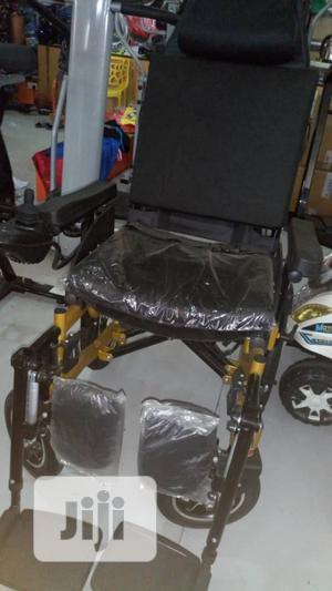 Automatic Wheelchair | Sports Equipment for sale in Lagos State, Ikoyi